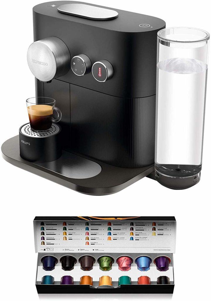 Cafetera Nespresso Bluetooth