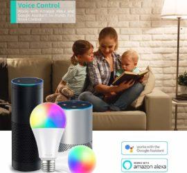bombillas compatibles con alexa