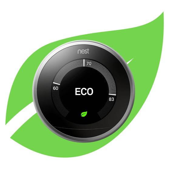 Termostato Nest ahorro de energia
