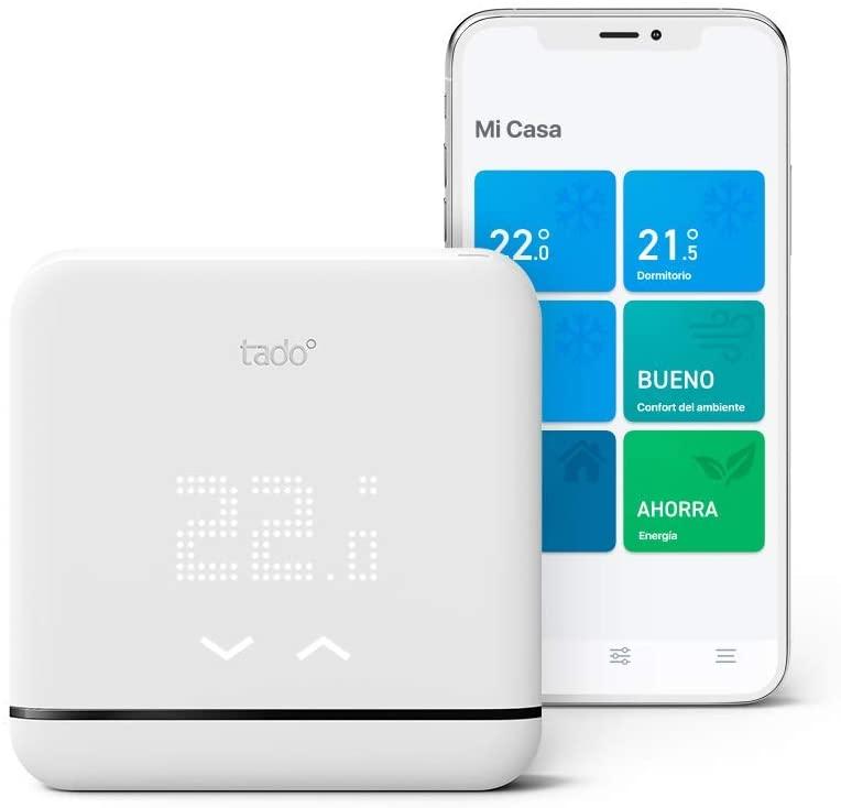 Aire acondicionado inteligente con tado Smart AC Control V3+